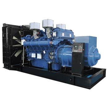 1600kw玉柴柴油发电机组