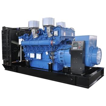 1500kw玉柴柴油发电机组