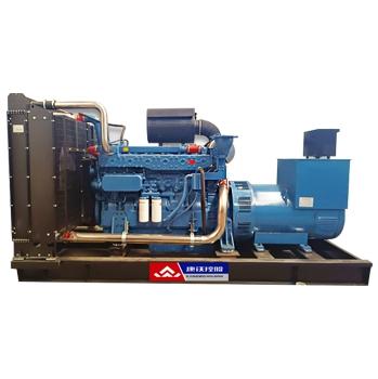 500kw玉柴柴油发电机组