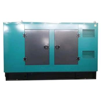 50kw静音箱柴油发电机组